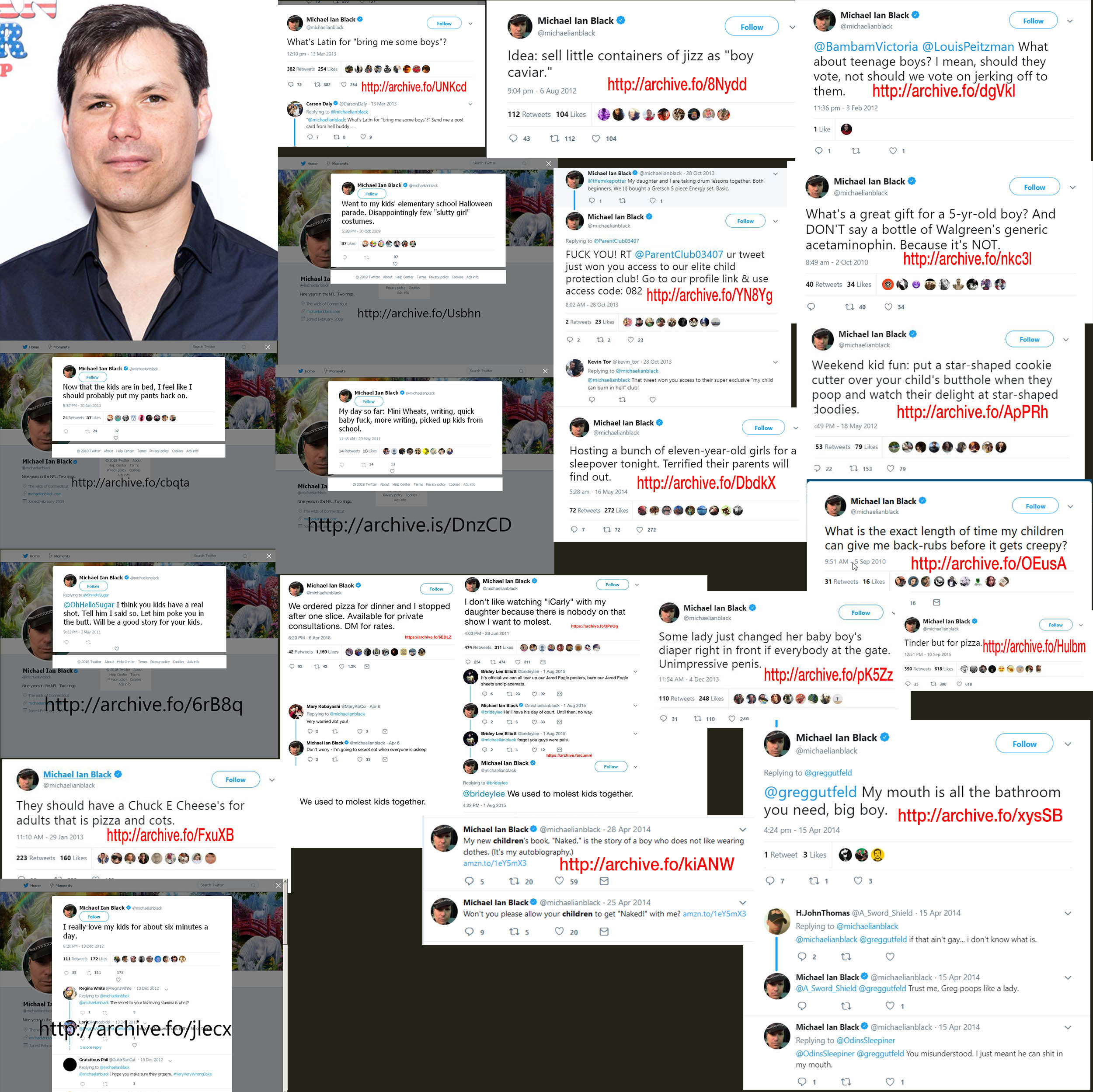 Tweets: Is Hollywood Run Like A Satanic Cult?